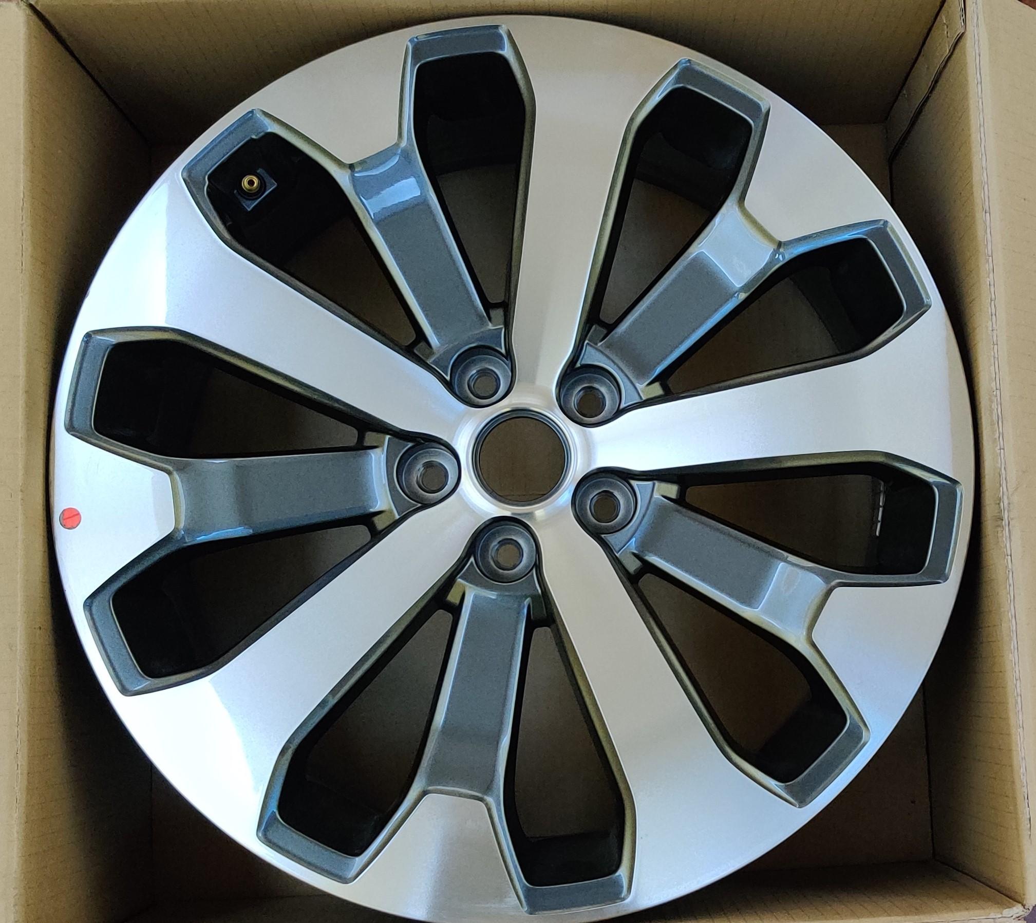 New 20in Alloy original KIA SUV wheels R20