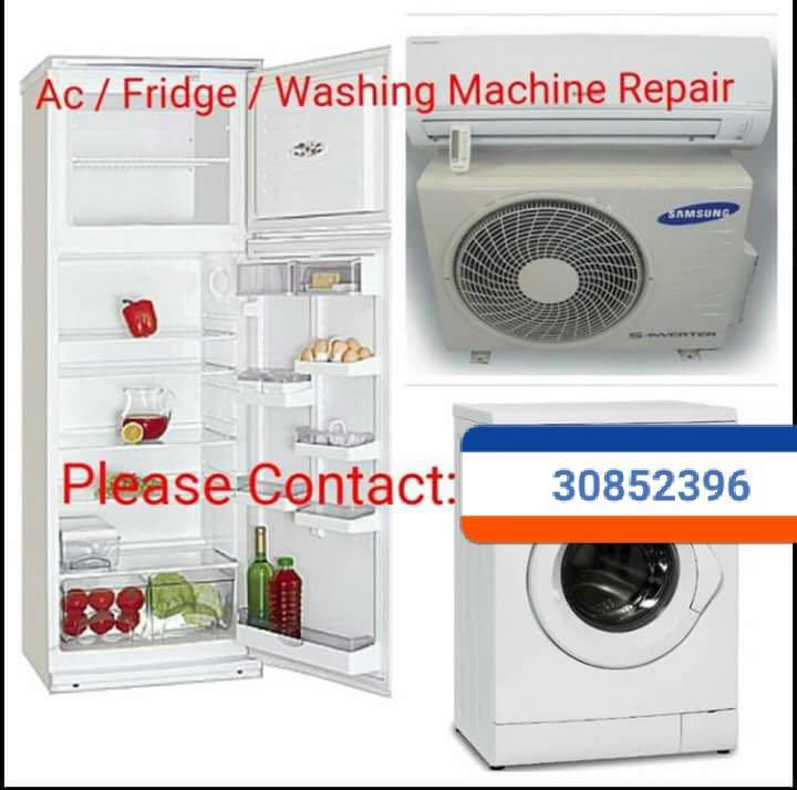 A C FRIDGE WASHING MACHINE REPAIR-30852396