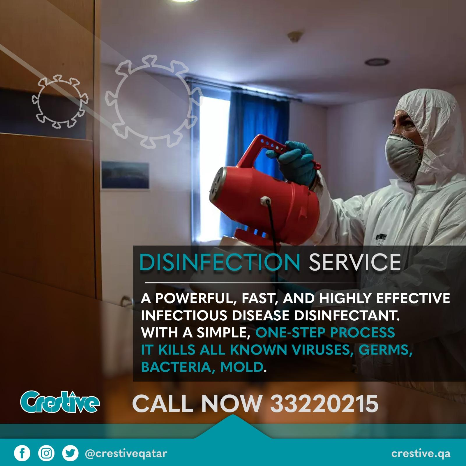 Sanitizing / Cleaning services   :  Sofa  / Carpet