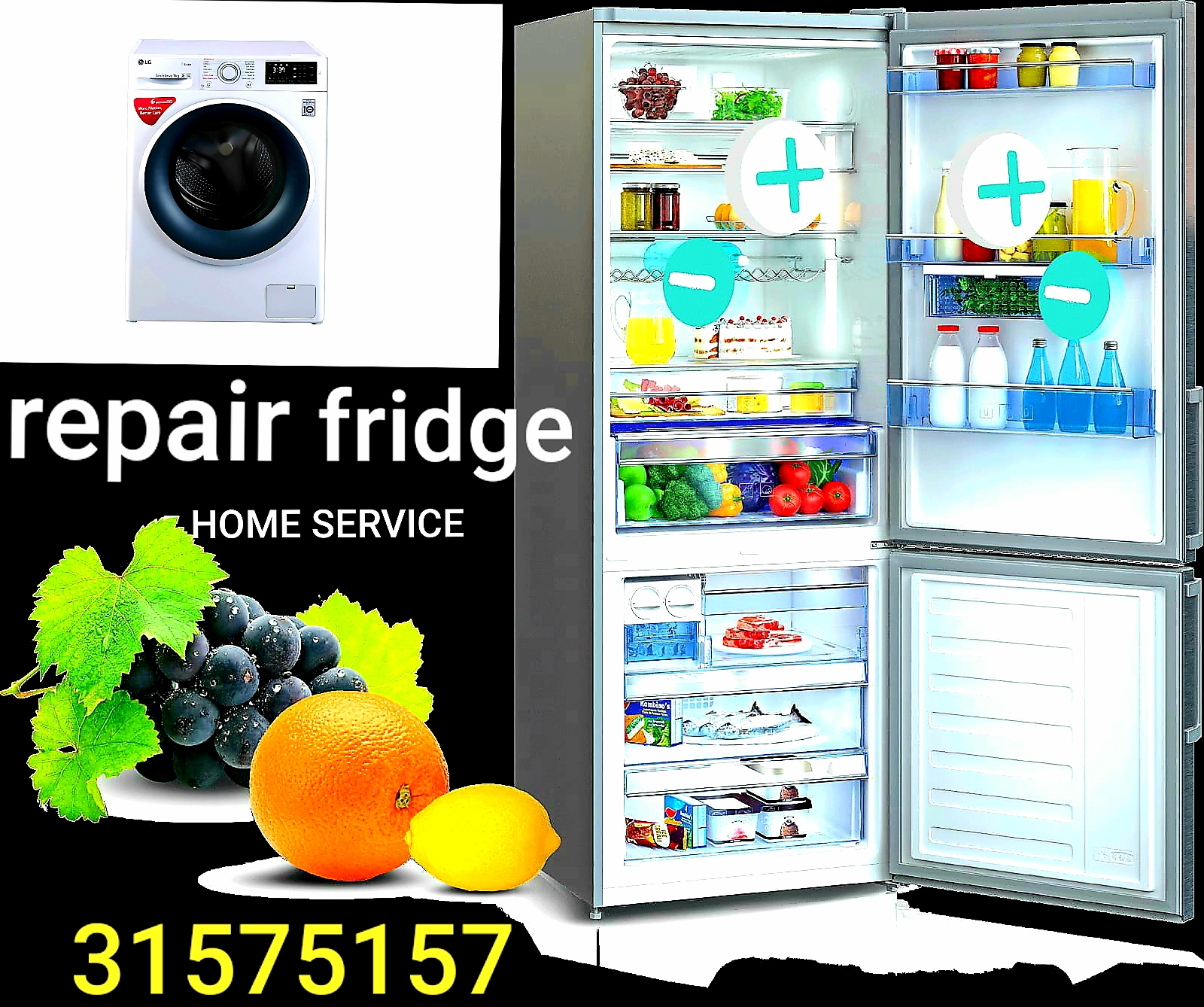 Fridge  Washing Machine  Repair 31575157