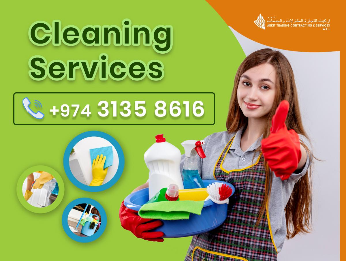 Professional Female Cleaners - Bumper Offer (3135