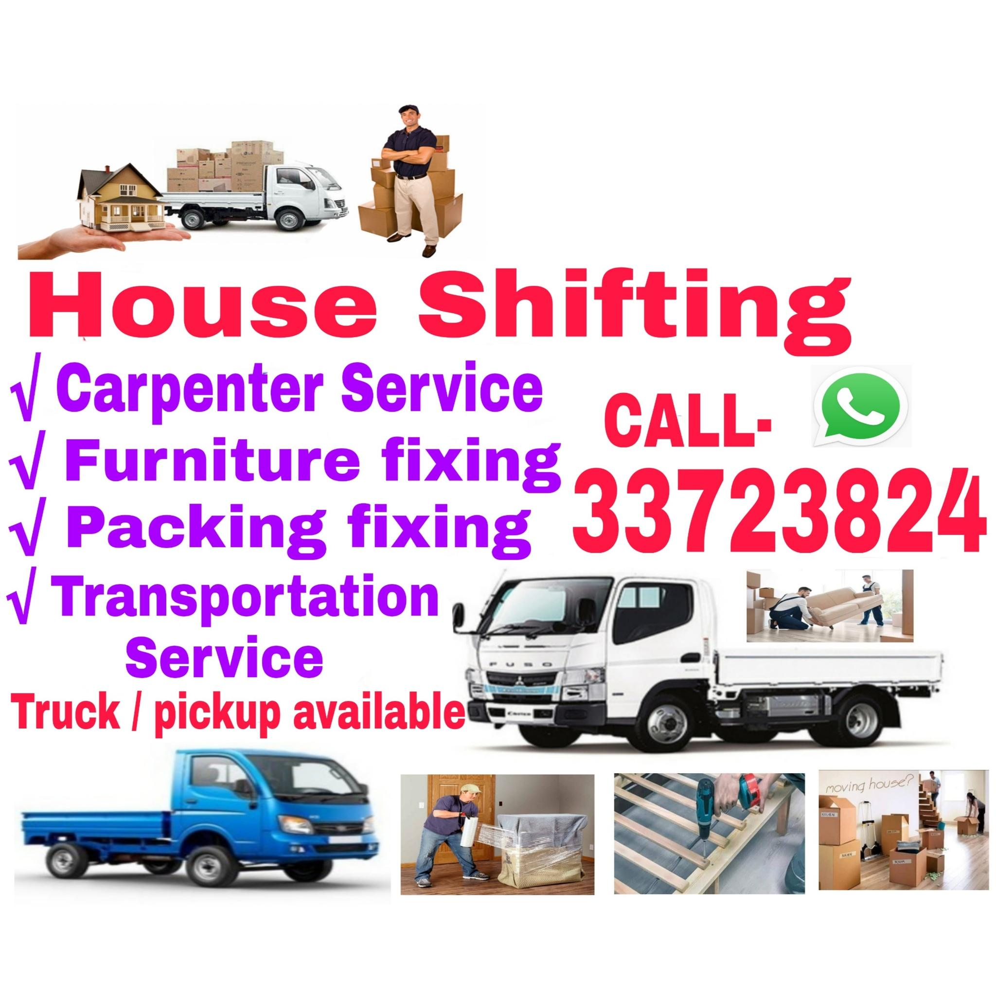 Good price for Shifting Moving Truck & Pickup avai