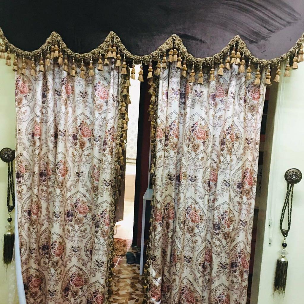 Door/Window curtains frame