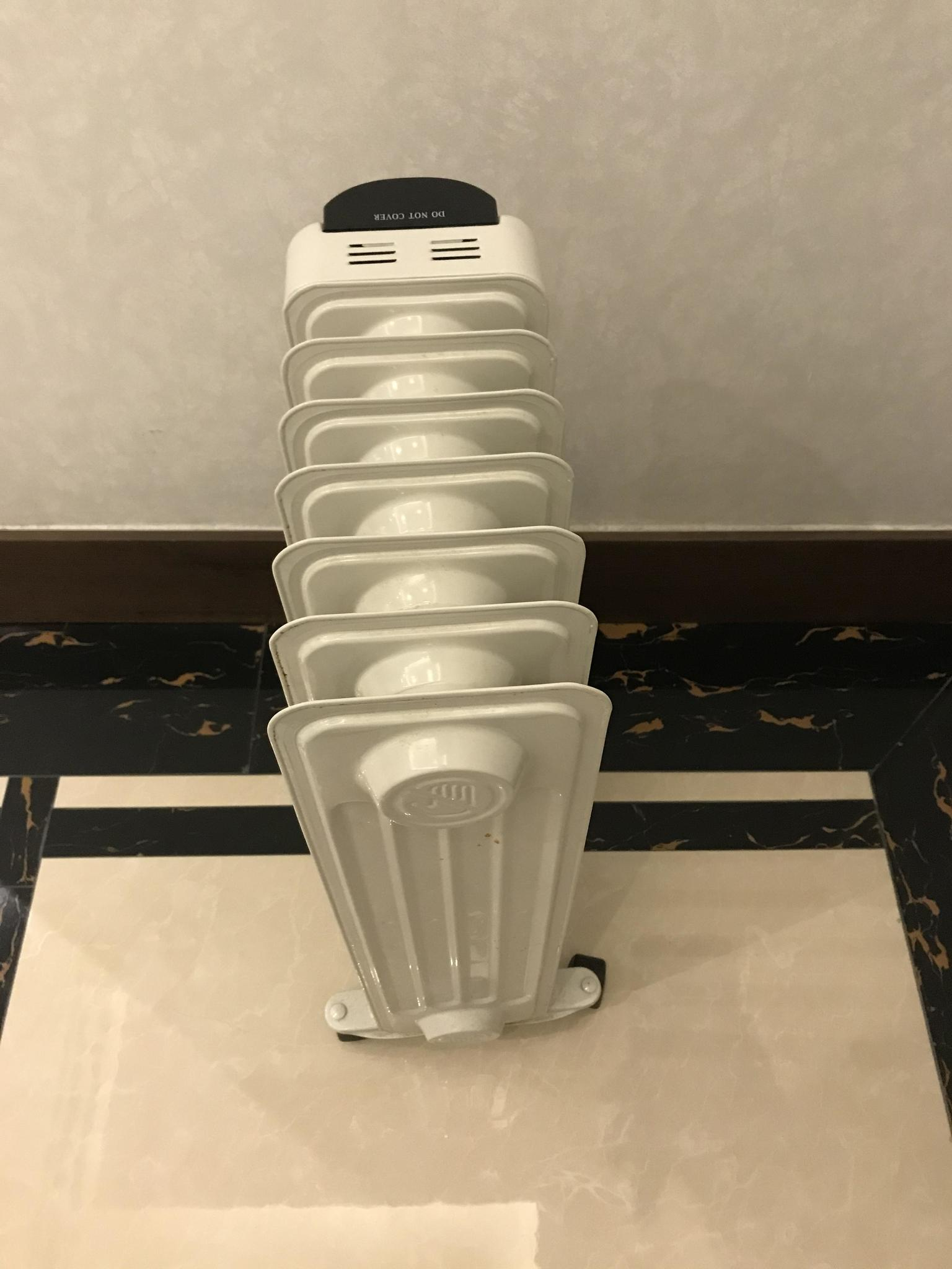 General cool Oil filled radiator heater
