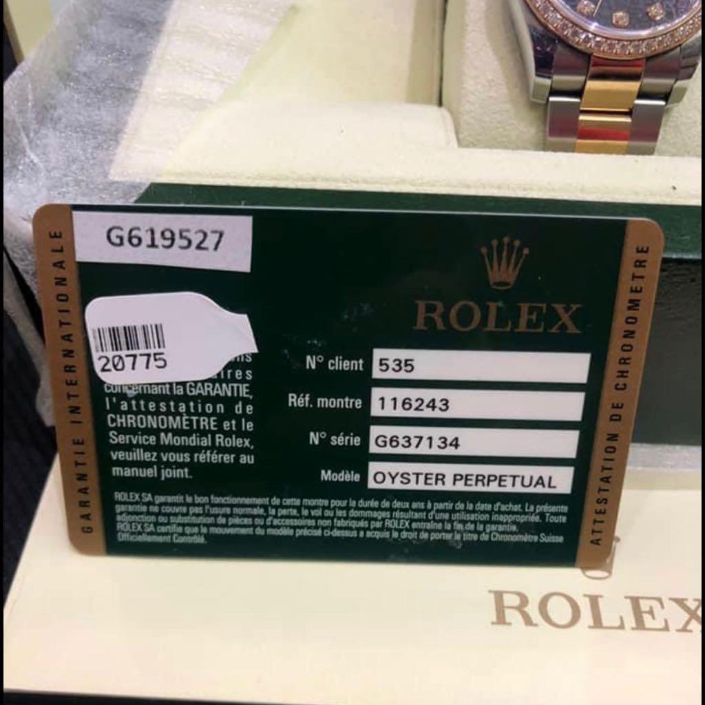 Rolex  For Urgent Sale