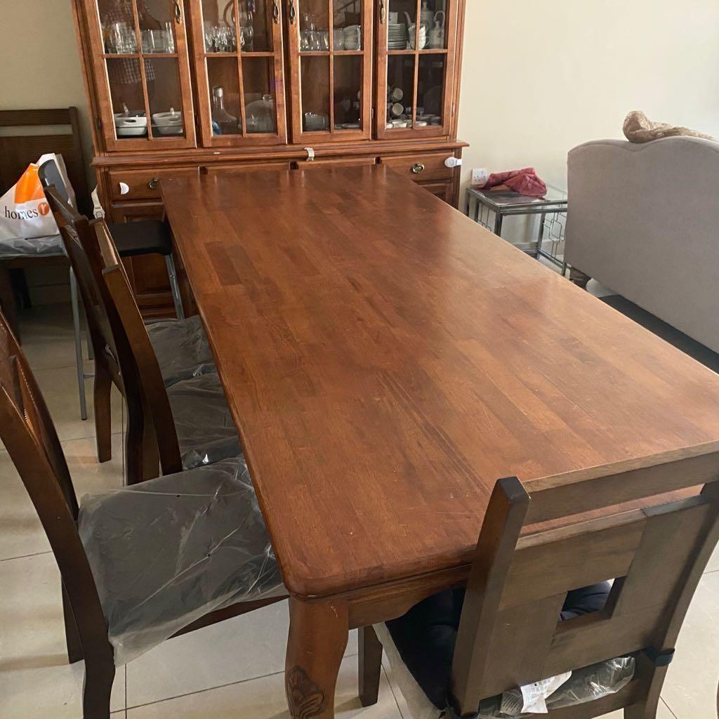 Home Center Dinning Table Only (No Chairs)