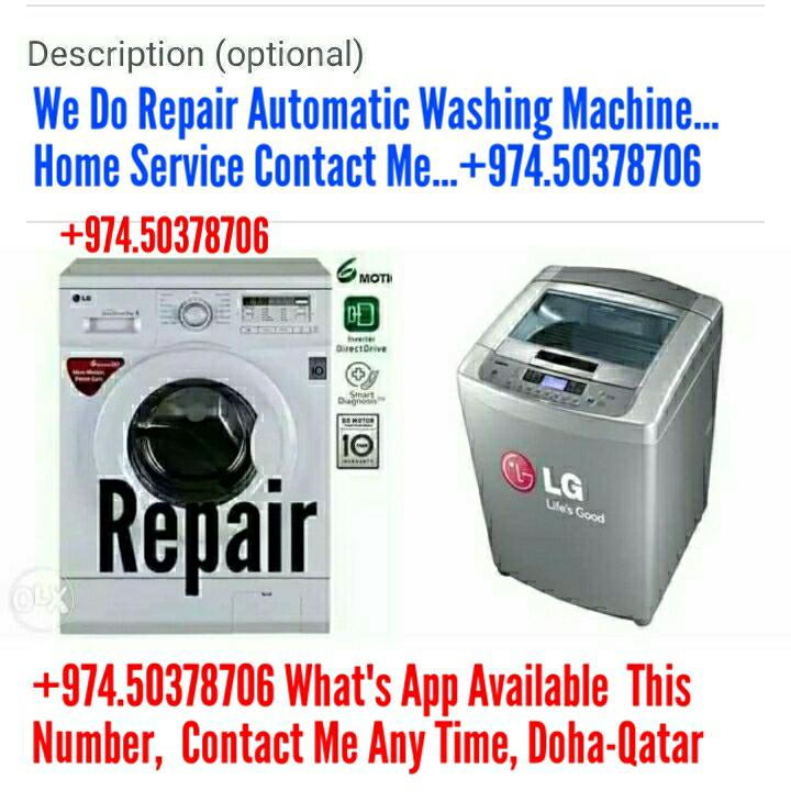 ☆ WASHING MACHINE REPAIR- CALL ME 50378706