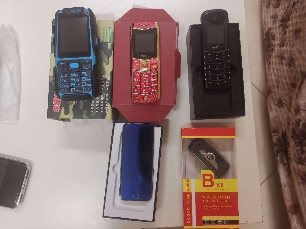 Various Mobile Nokia phones