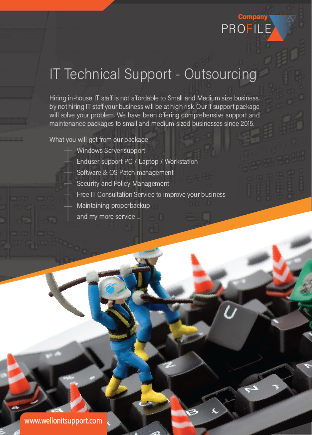 IT Support / Solutions / Installation & Configurat