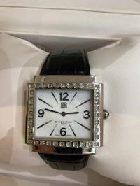 Givenchy Men's Watch With Diamonds