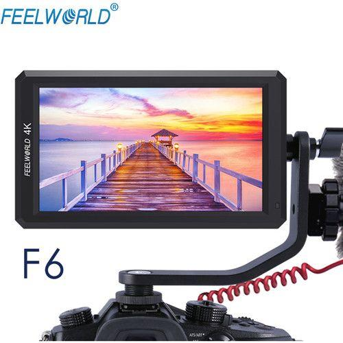 Feelworld F6 Plus 5.5 Inch 3D LUT Touch Screen