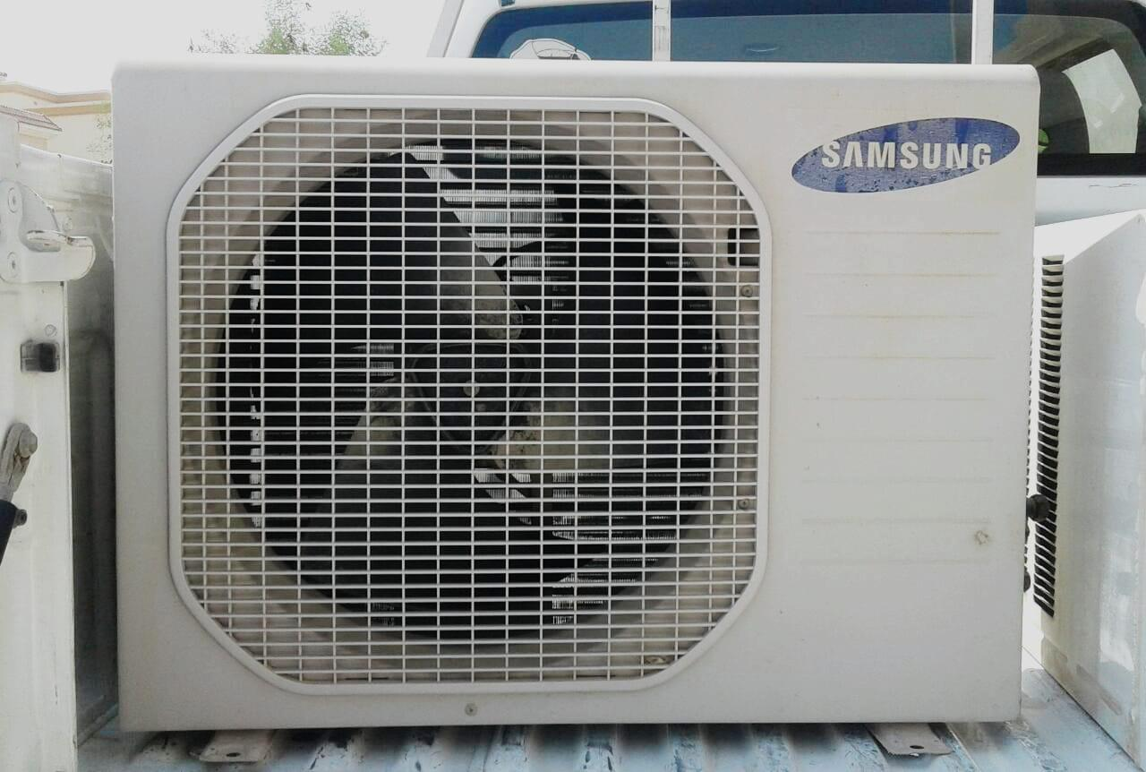 we do all kinds of air condition maintanence works