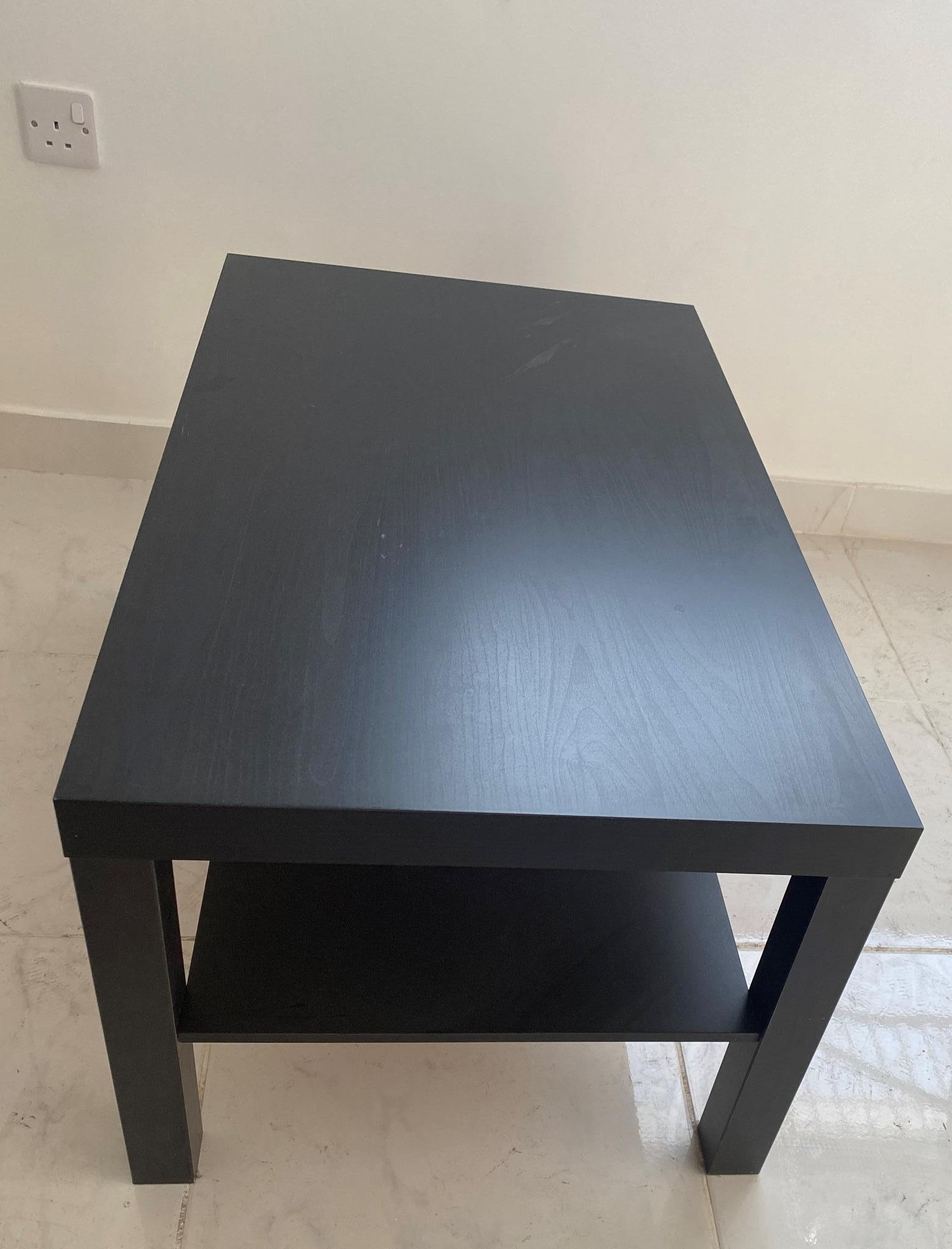 IKEA COFFEE TABLE 90X55 CM