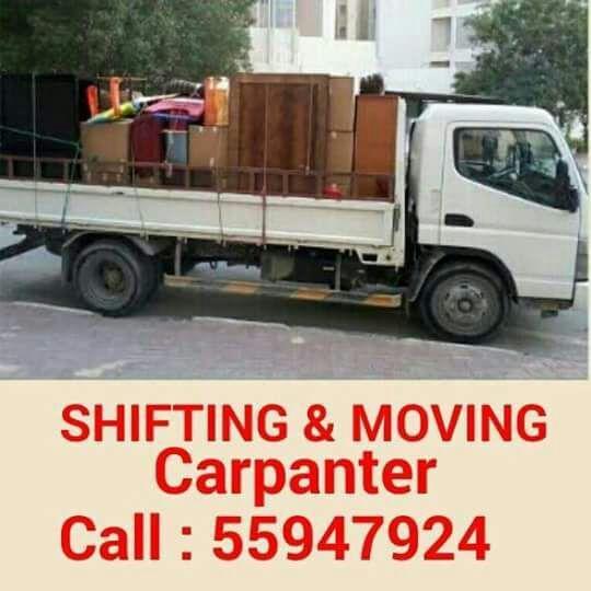 Low price = 55947924  moving,shifting,packing,carp