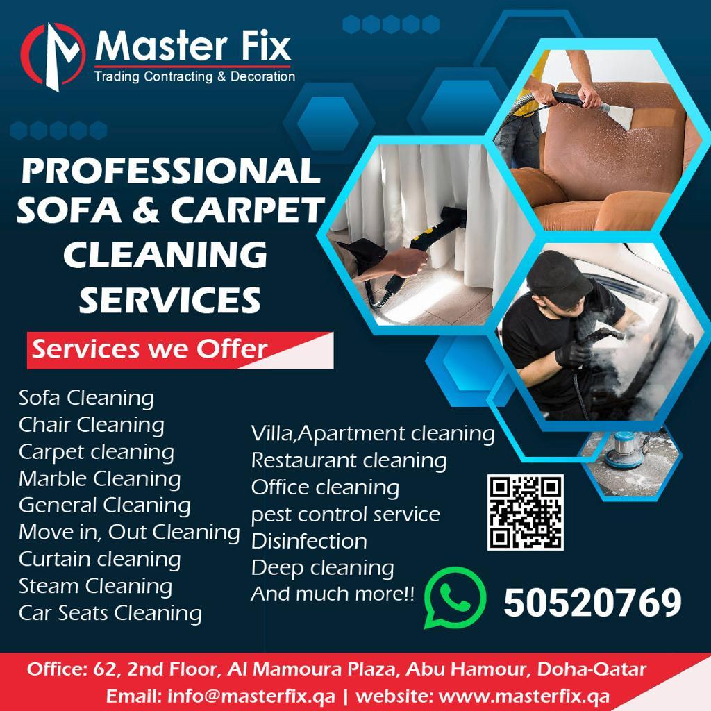 CAll 50520769|SOFA CLEANING & CARPET CLEANING SERV