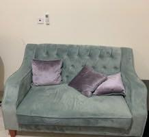 6 Seater Turkish Sofa And Table New Like