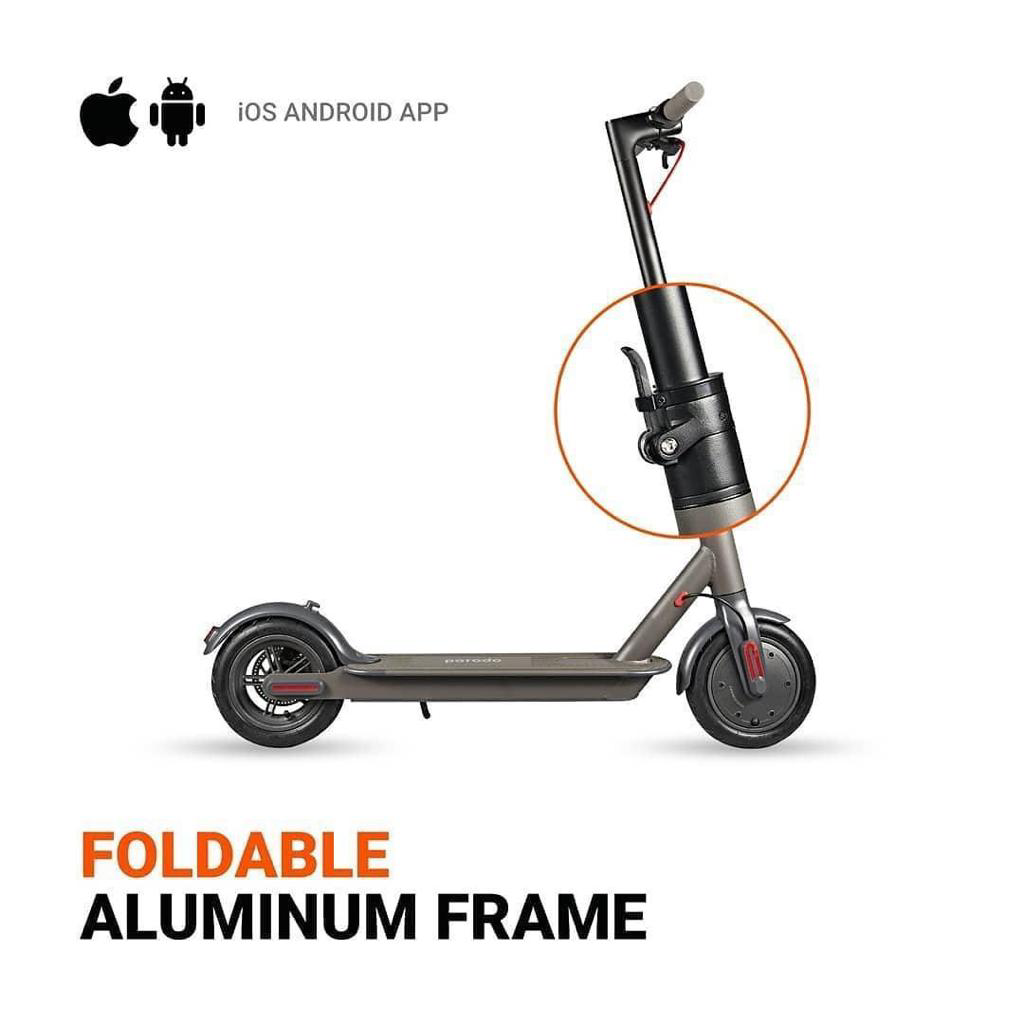 Porodo automatic bike