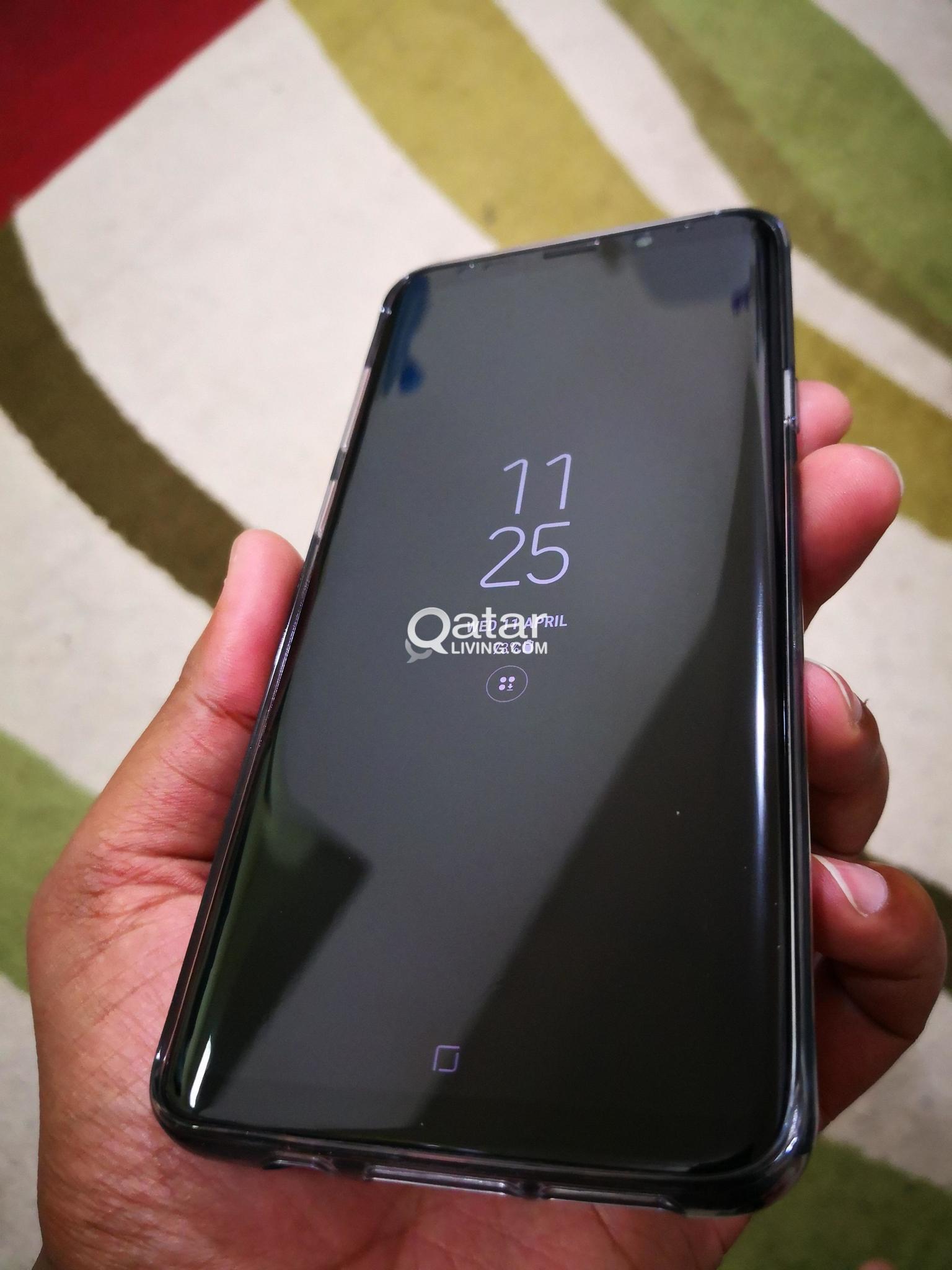 Samsung S9 Plus original black