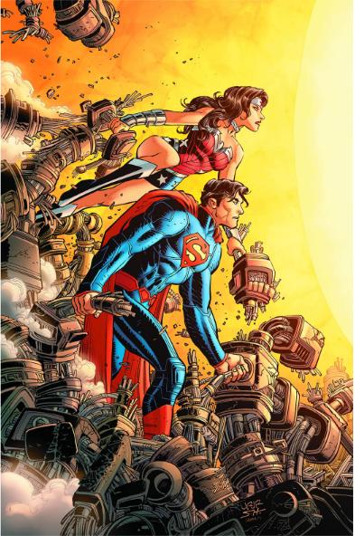 SUPERMAN bundle