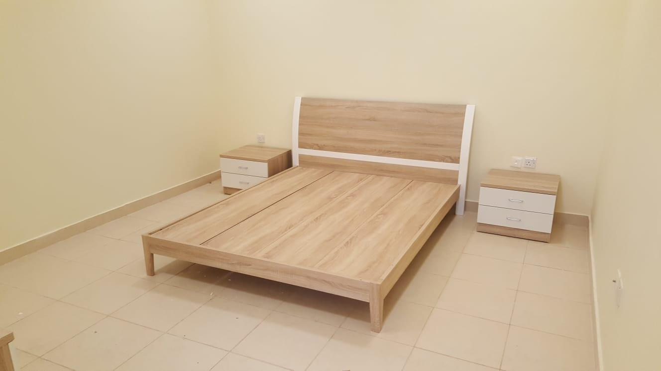Sale !!! Nice Design Single and double beds set fo