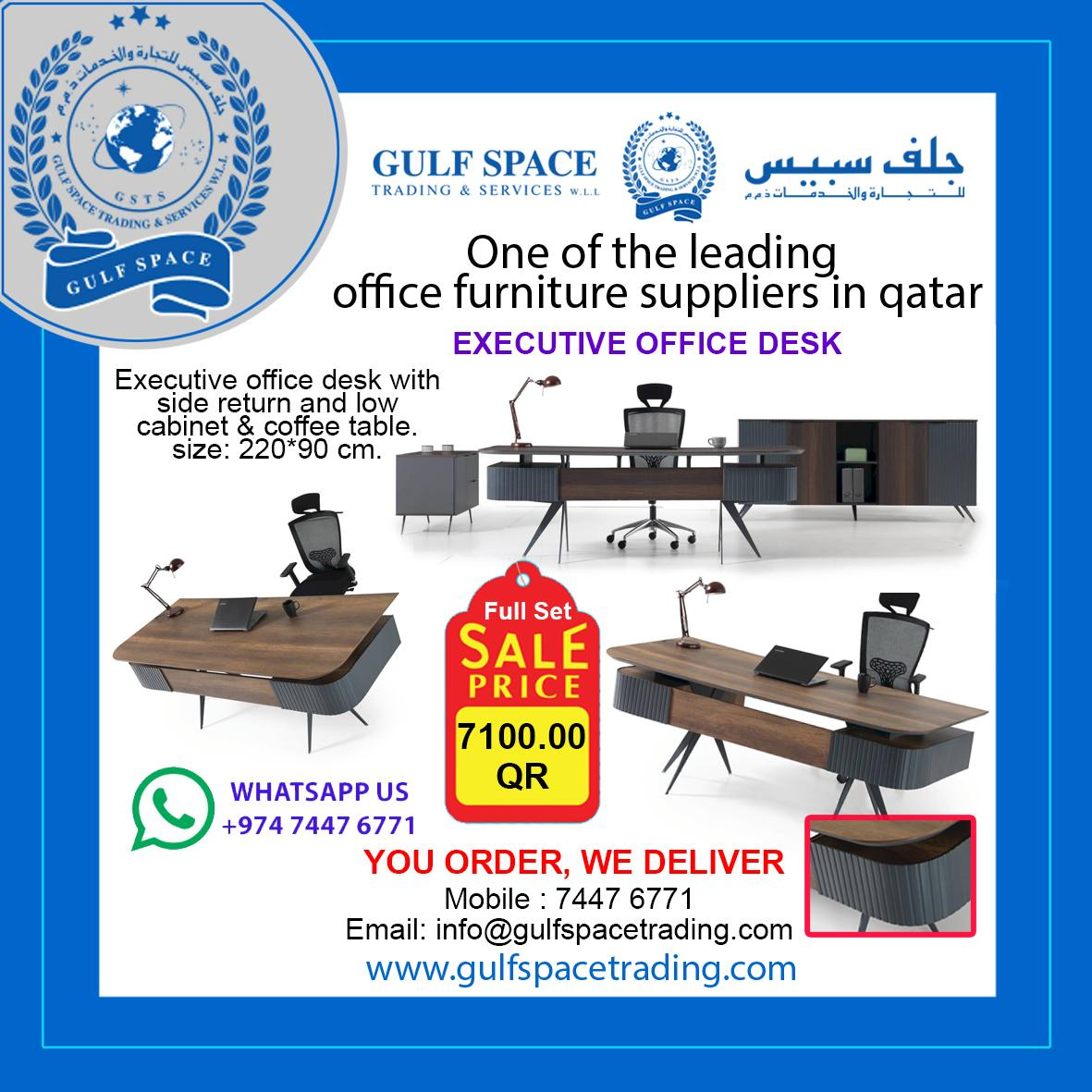 Executive Office Set