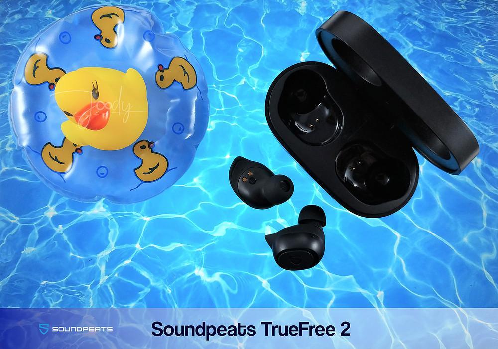 SOUNDPEATS TRUEFREE 2 (PREMIUM WIRELESS EARBUDS OR