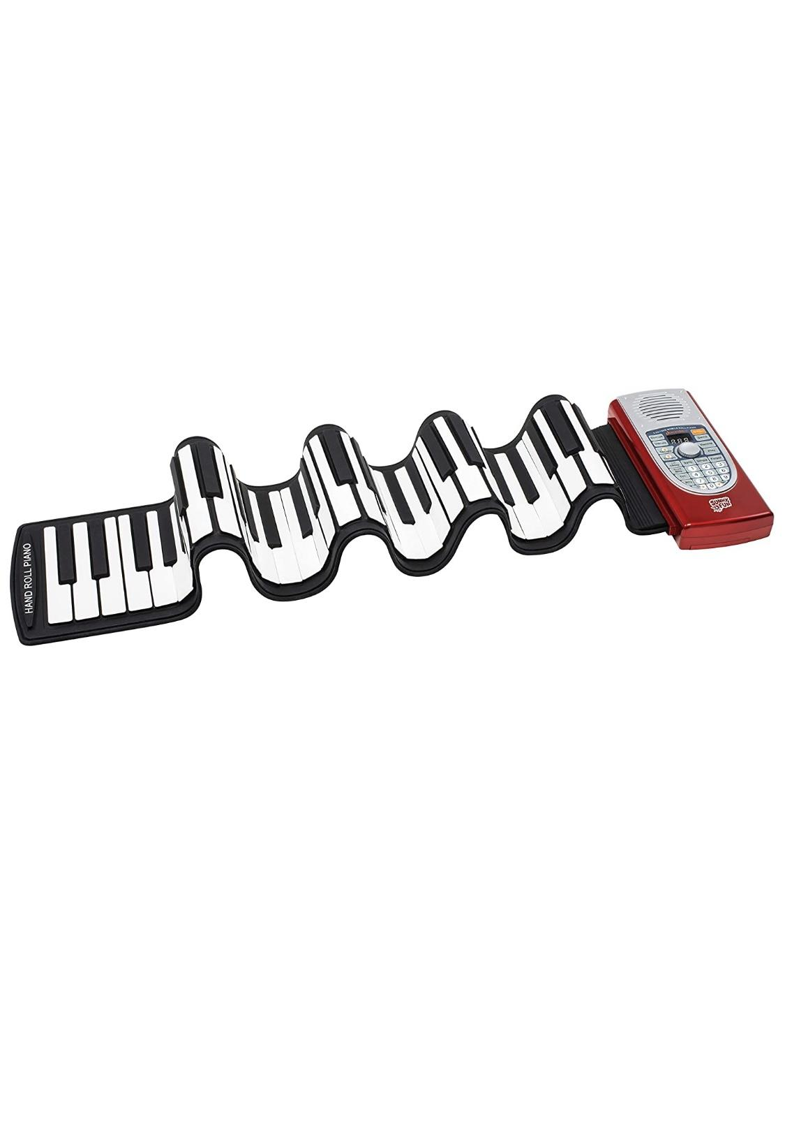Foldable piano for adults or kids with countless o