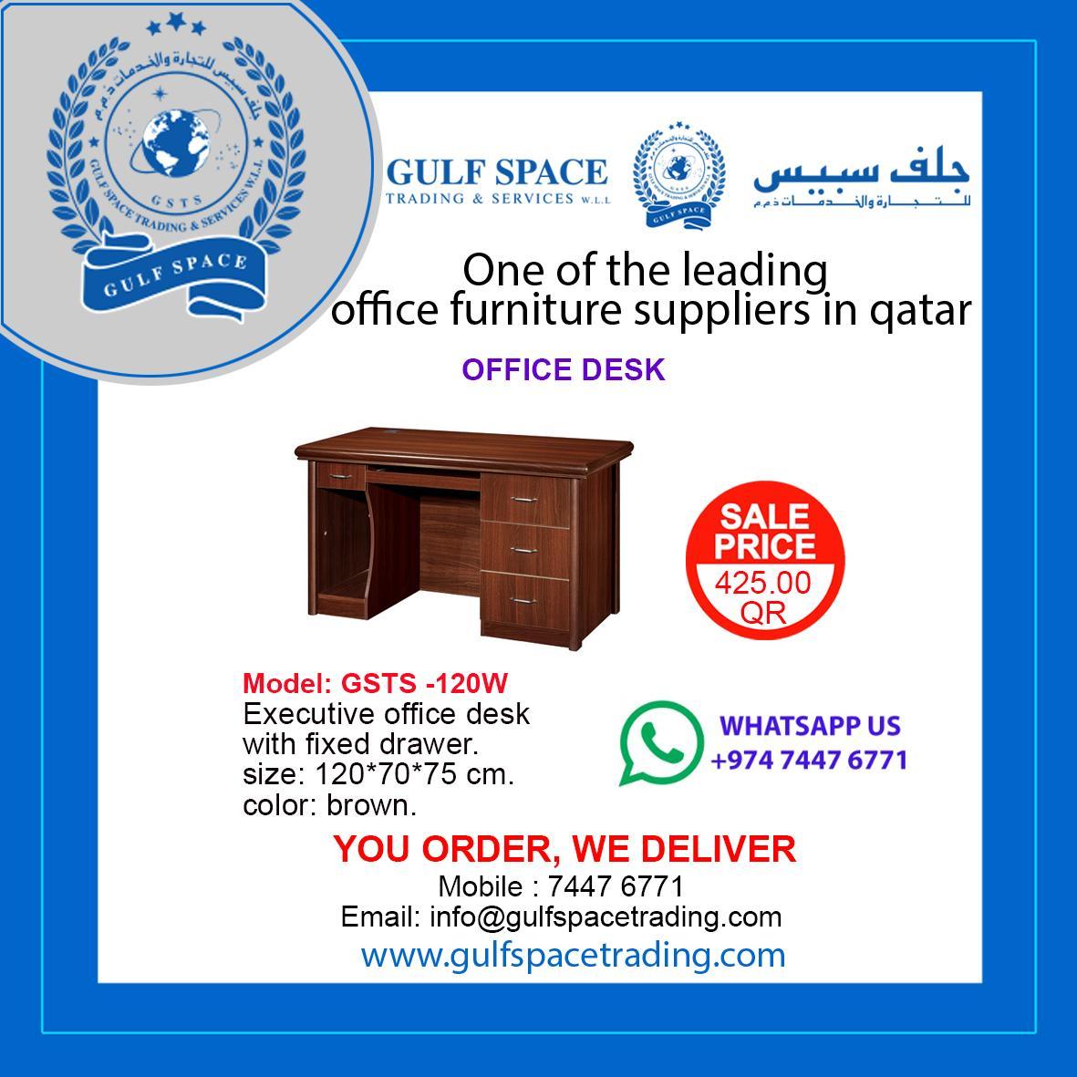 OFFICE DESKs BRAND NEW (SPECIAL PROMOTION )
