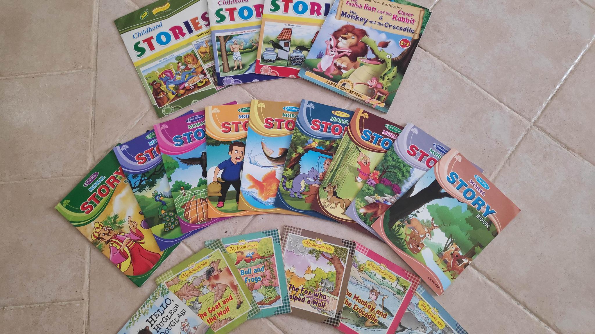 Story Books Set 3