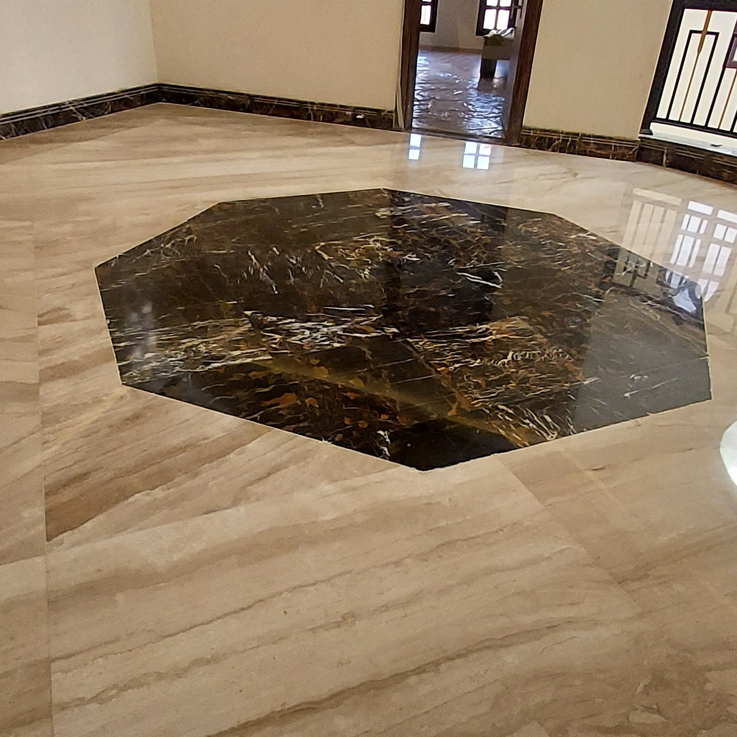 Marble and Granite Polishing and Cleaning- Please