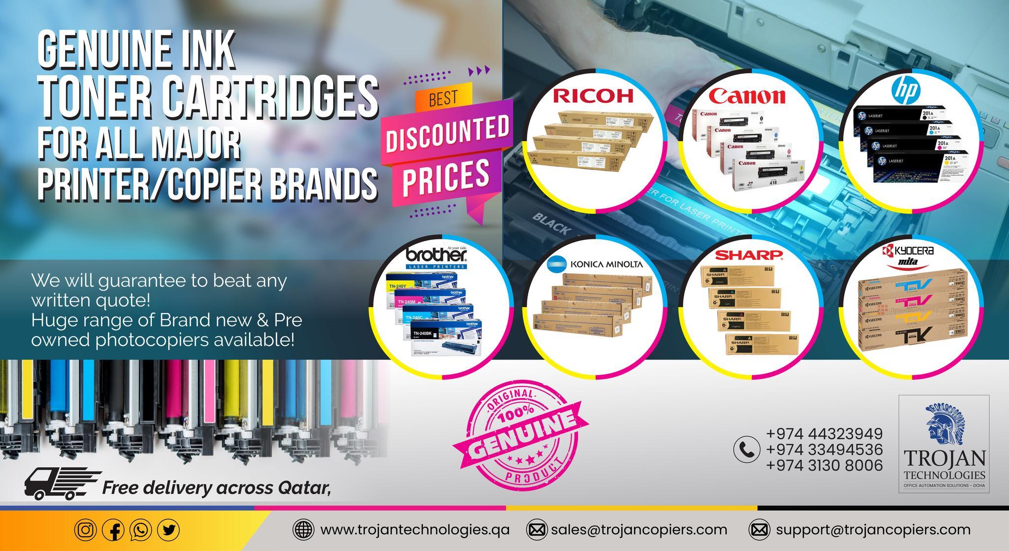 ✔️Printers Sales & Rentals ✔️ Maintenance & Repair