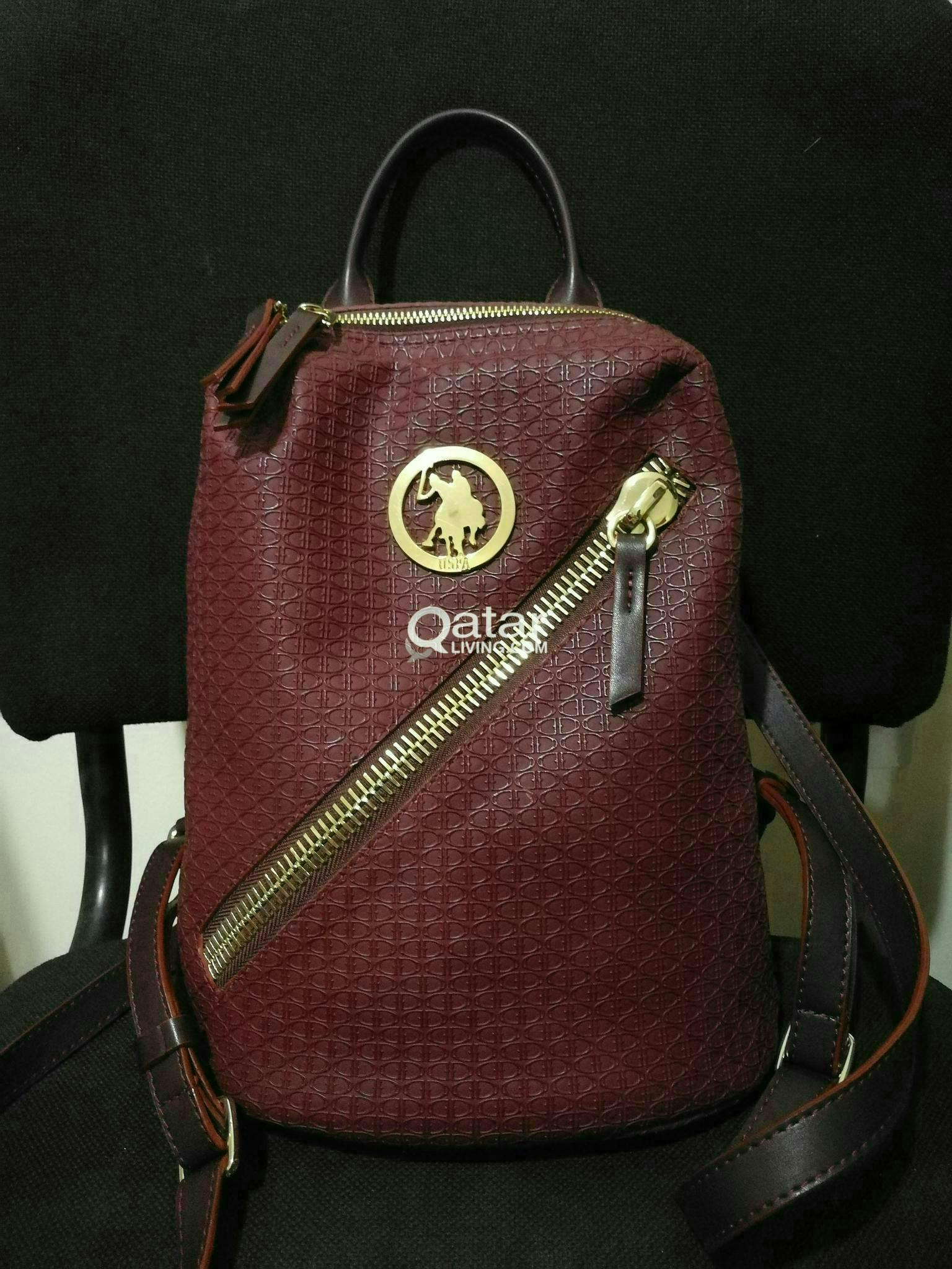 U.S. Polo Hand Bag Original