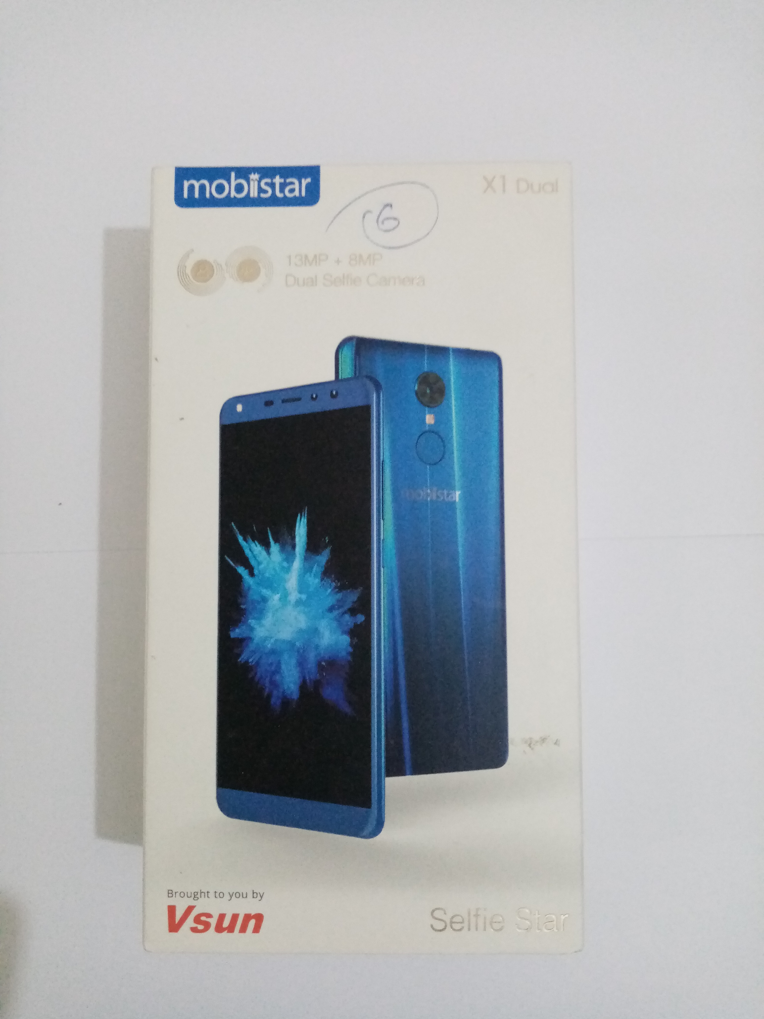 Mobile phone (New)