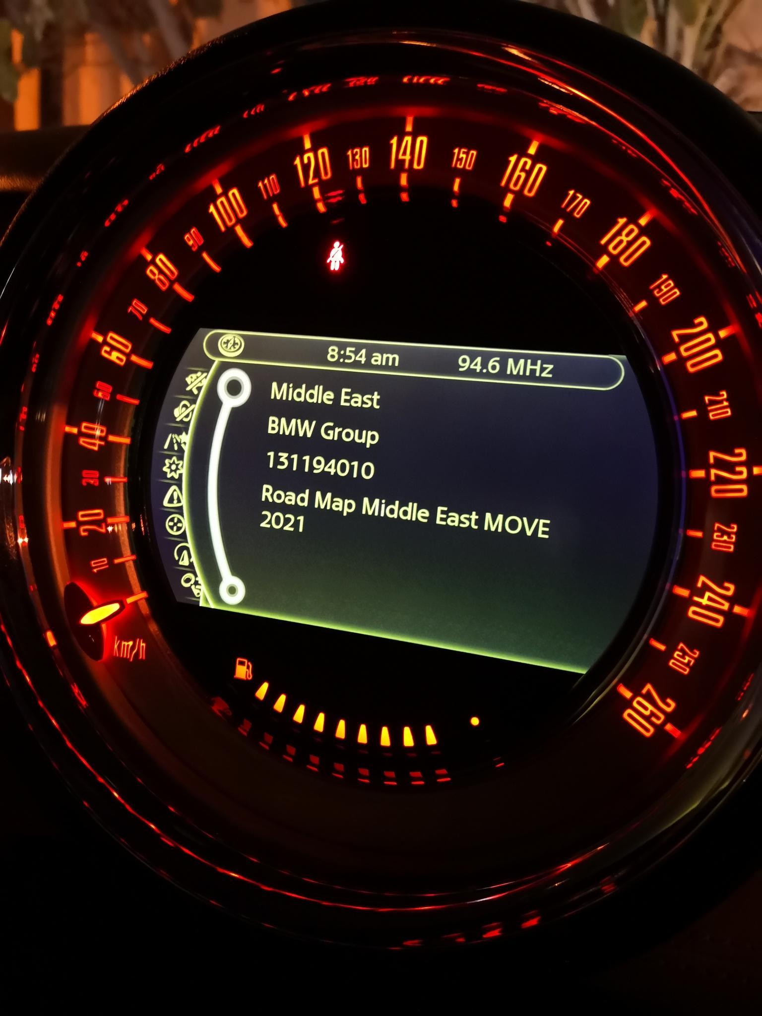 BMW MINI Diagnose; BMW Map navigation Update