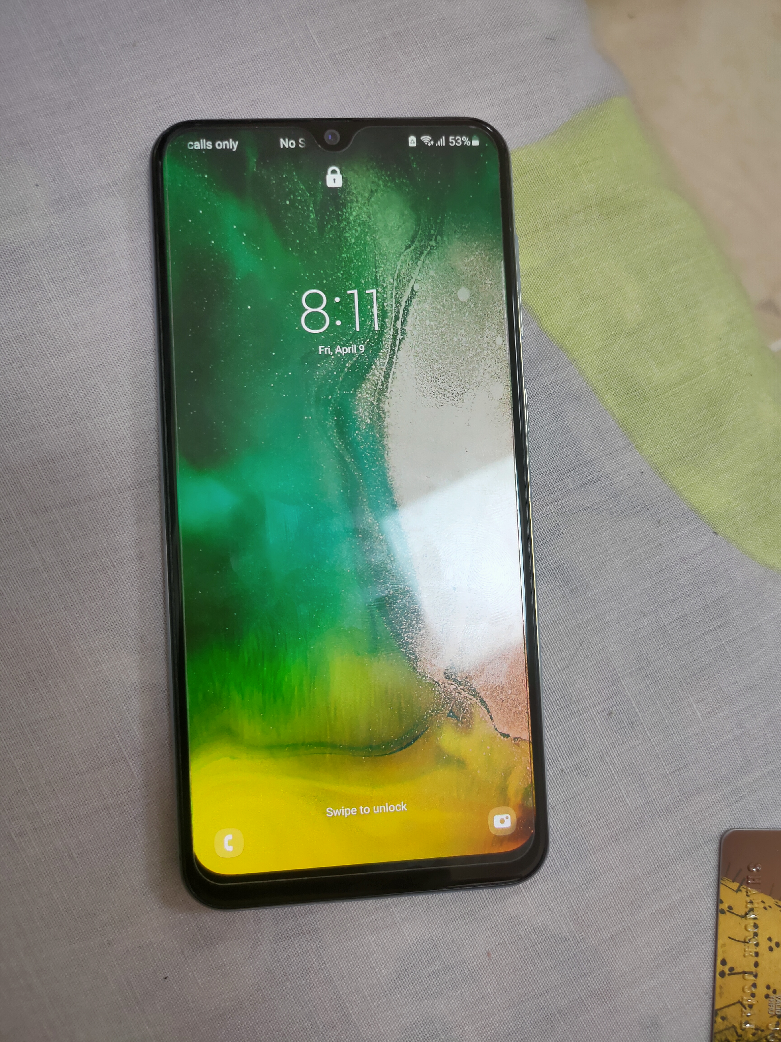 SAMSUNG A505F/DS FOR SALE