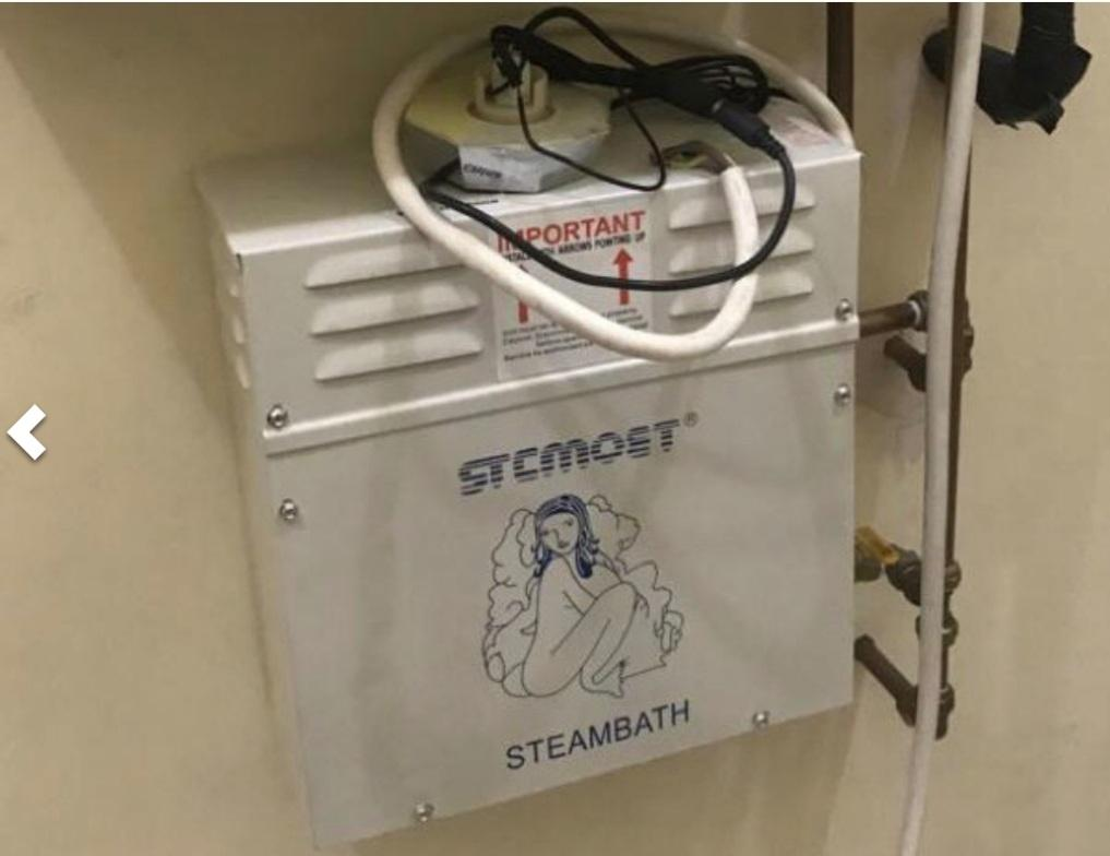 Steam Generator 9KW for spa