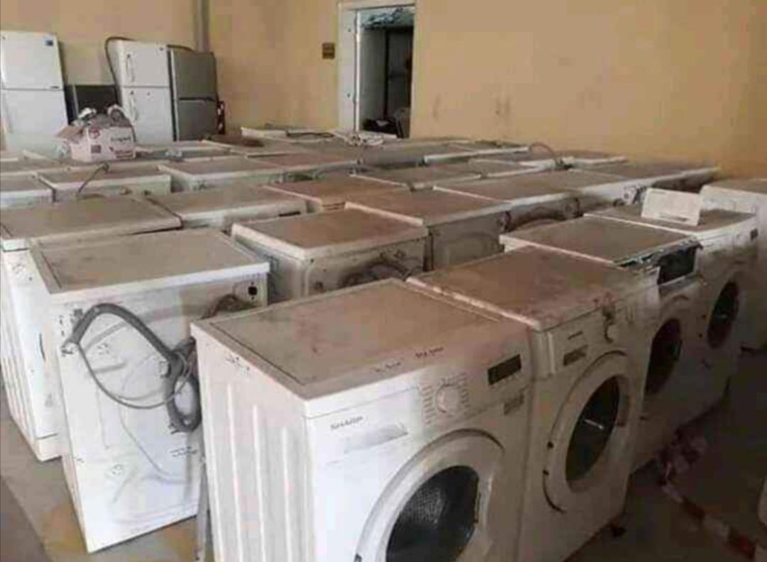 We buy not working Ac, Fridge, & Washing machine c
