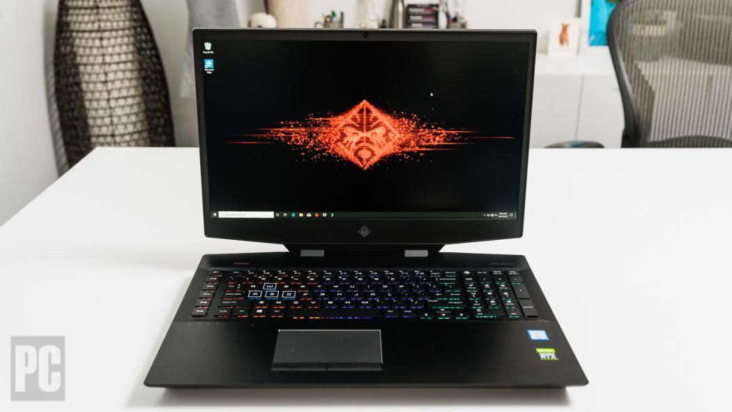 HP OMEN 17 - i7 9th gen -  Gaming laptop