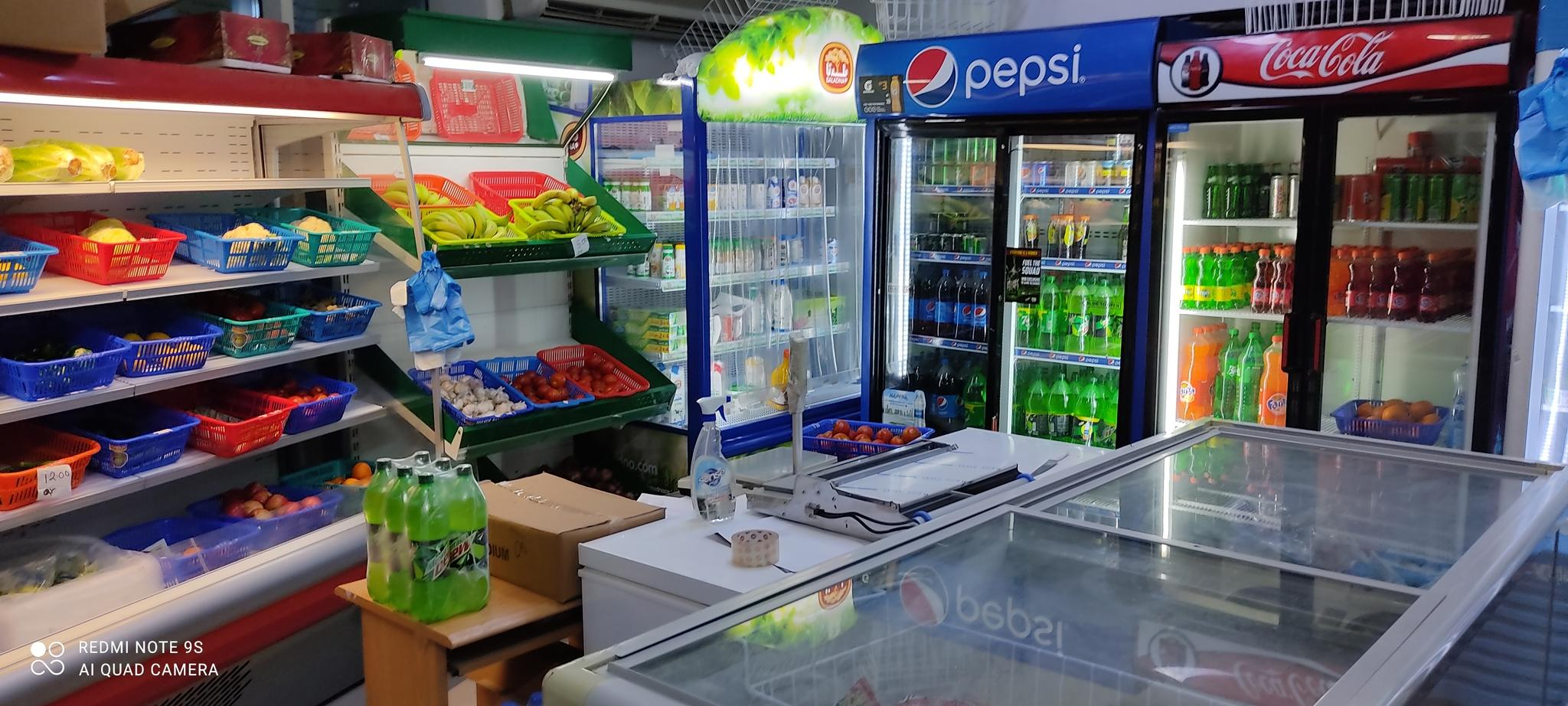 CAFETERIA AND GROCERY FOR SALE