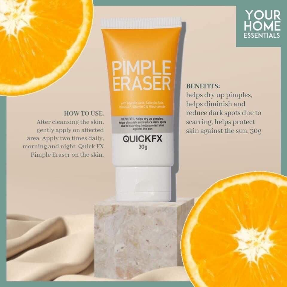 Pimple Eraser Quickfx (Set)