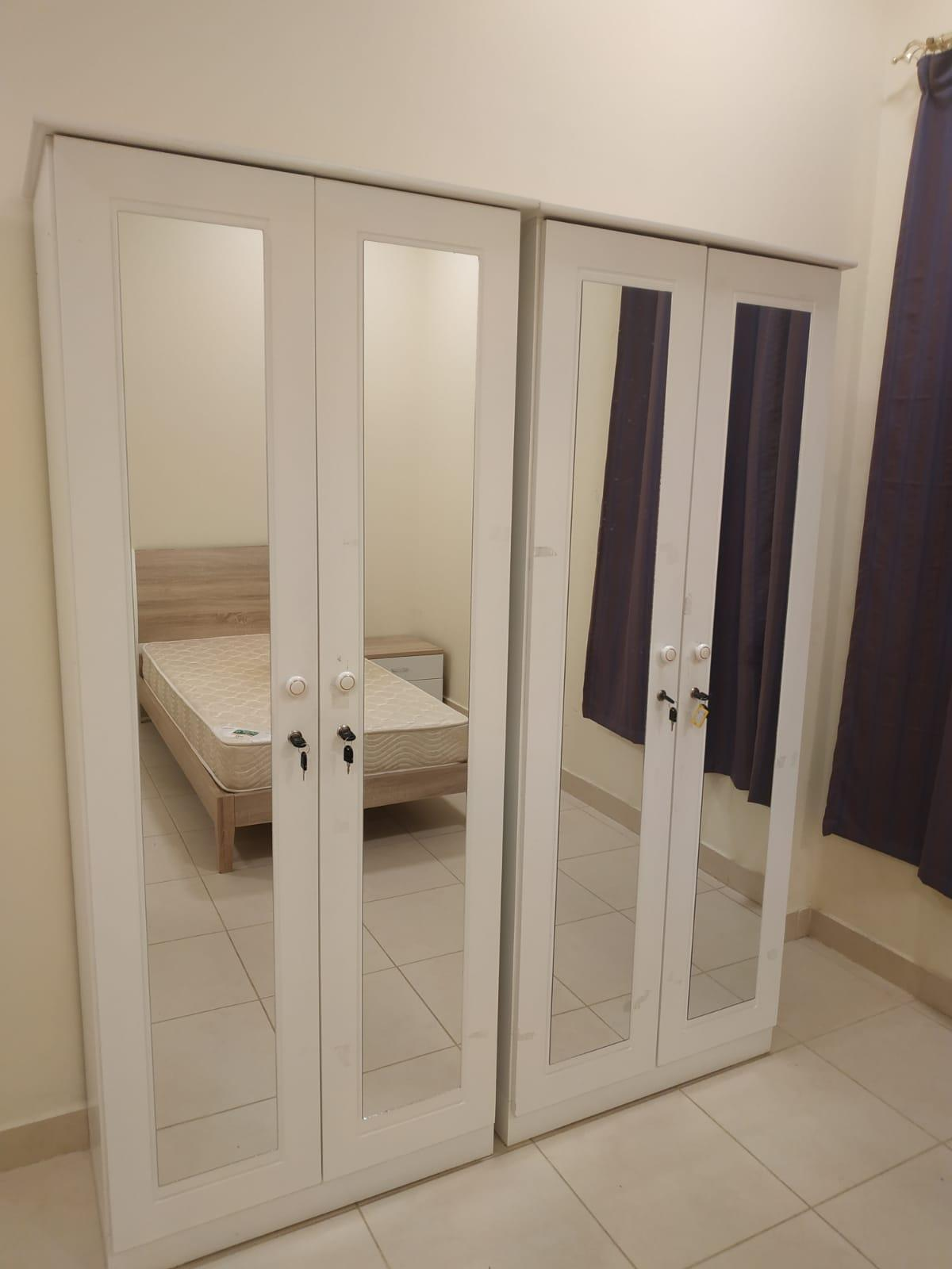SALE !! Rare used 2 Door Almirah for Sale  !!