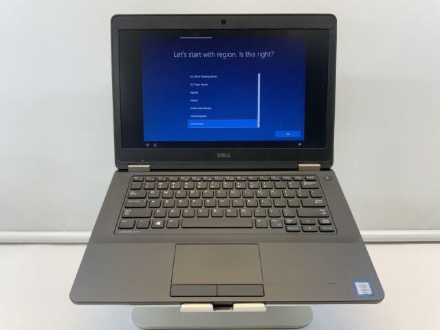 Dell E5270 intel Core i5 (6th Generation) 8GB DDR4