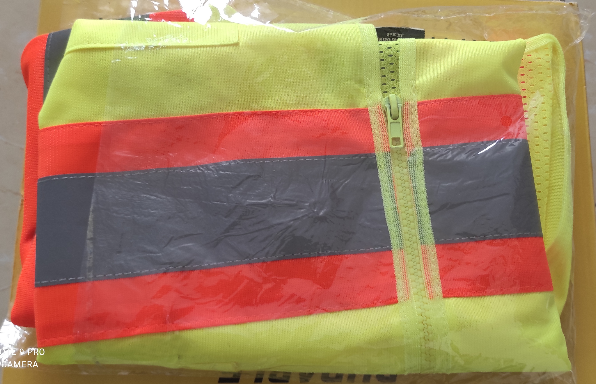 PPE : safety vest ,Safety shoes,Helmet, Goggles.