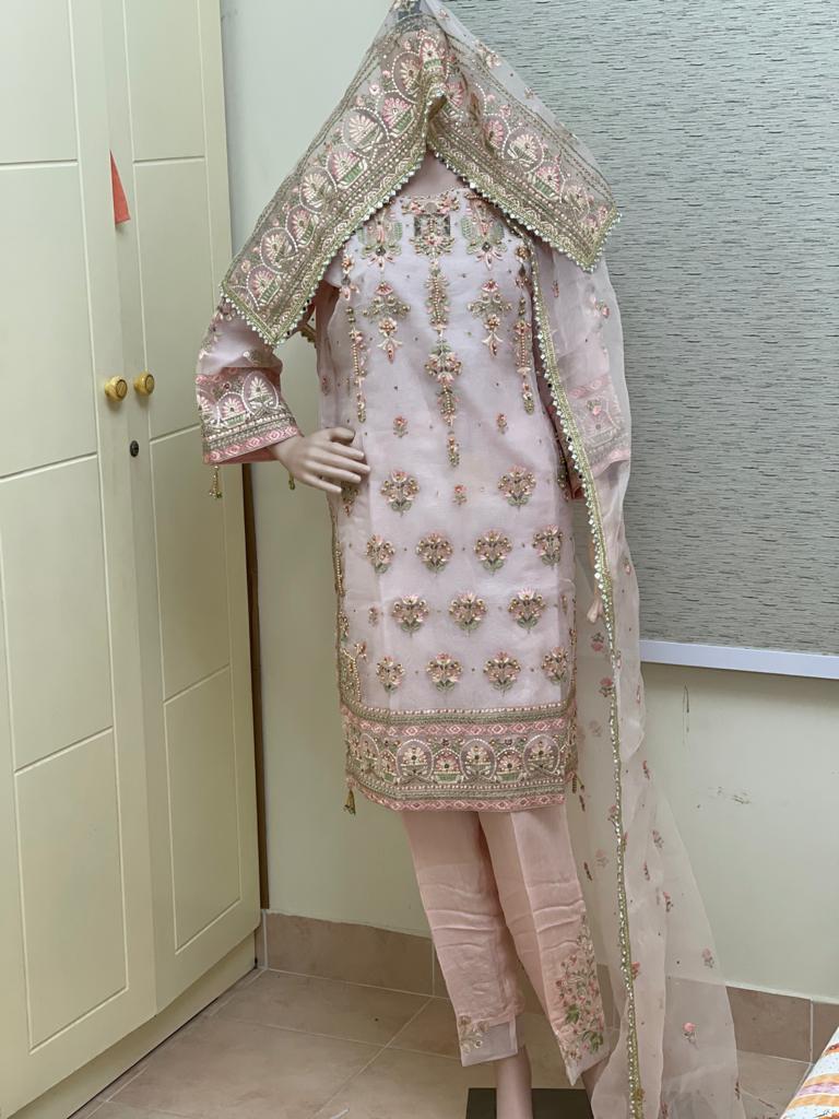Party wear pakistani dresses