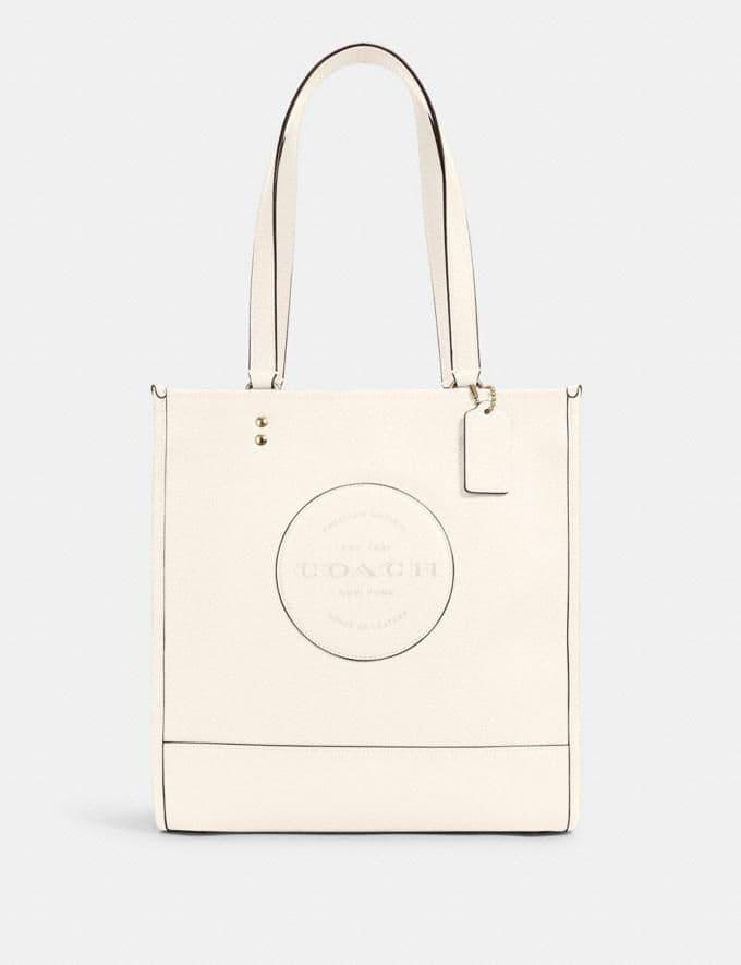 COACH Dempsey Tote With Patch (Price valid until 2