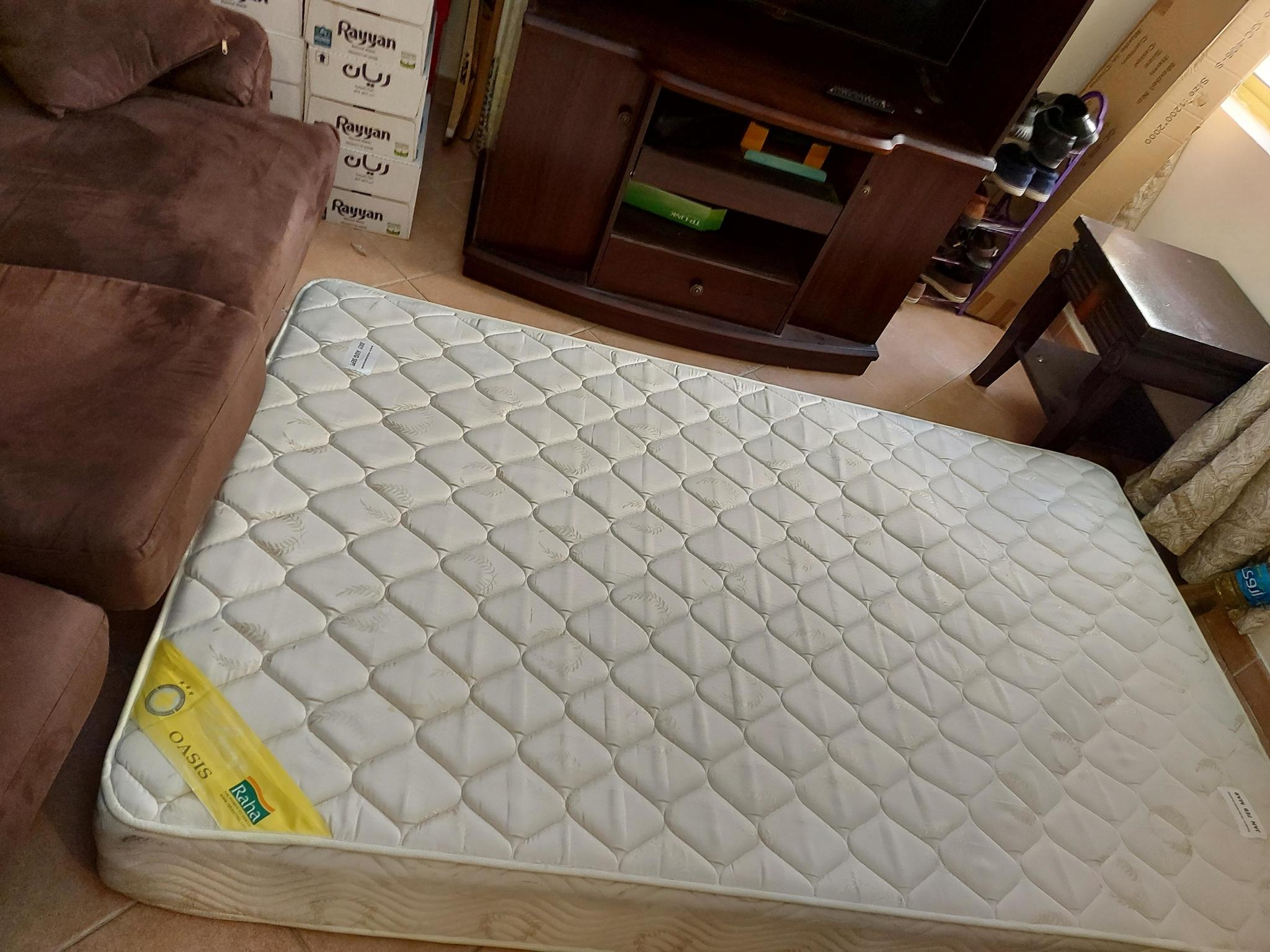 Medium King size mattres 120*200×30 Cm Orthopaedic