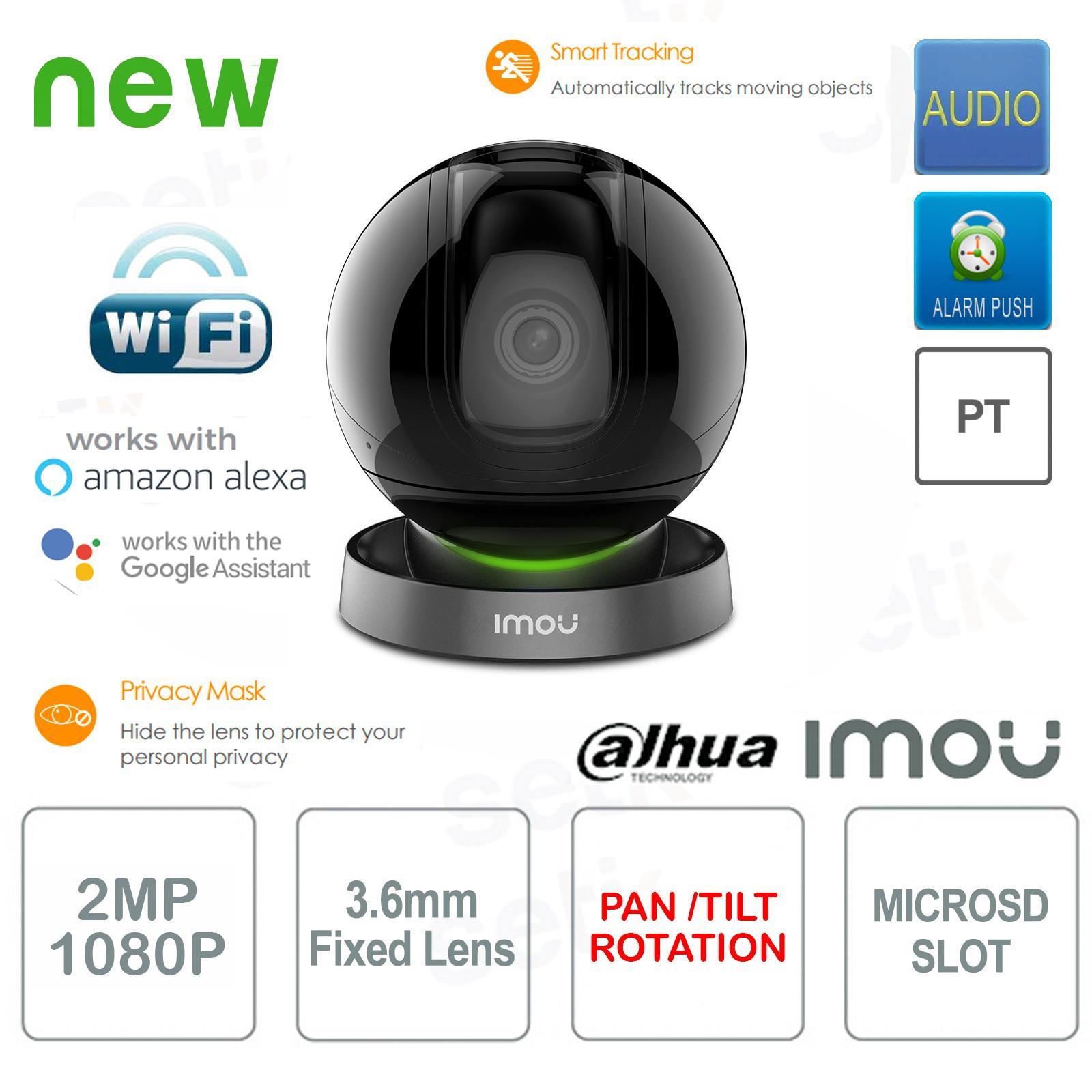 IMOU Ranger Pro Home / Baby Monitor Wifi Camera