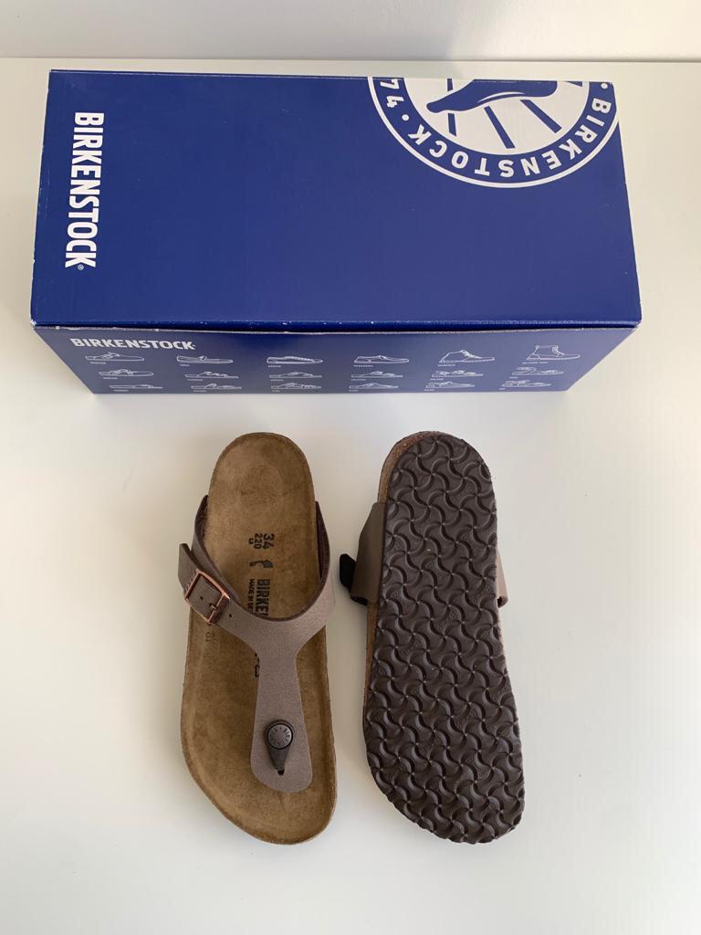 Brand New Original Birkenstock Size 34