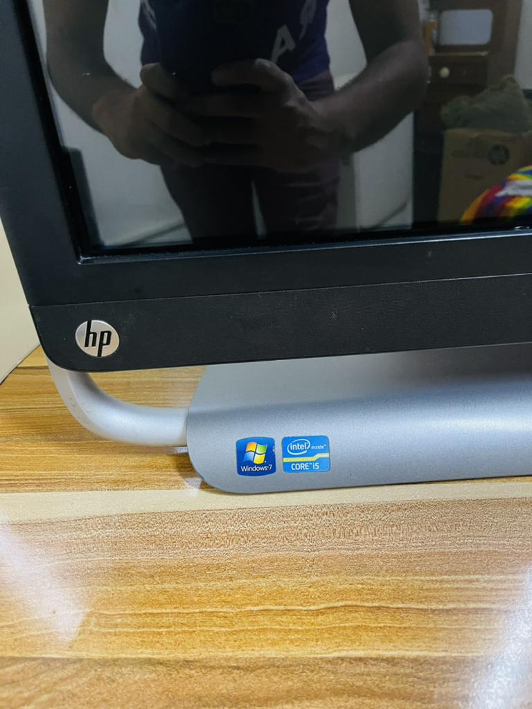 HP touch smart 520 pc all one in Proce:  i5  2.70g