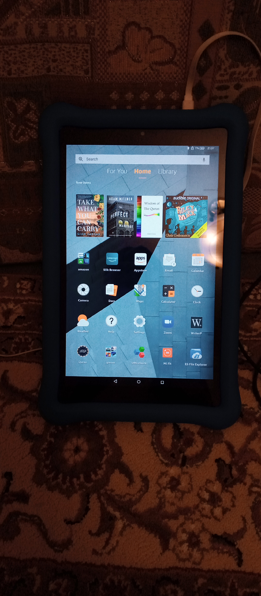 Amazon Fire HD 10 (Free time edition)